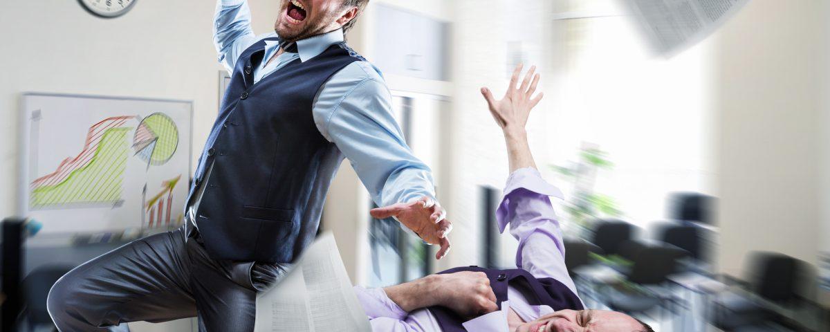 Стресс-интервью при приеме на работу