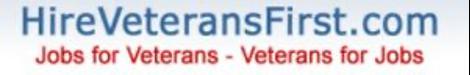 Hire Veterans First – сайт для найма бывших военнослужащих